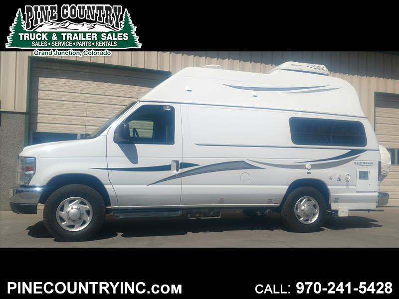 2013 Ford Econoline Class B Motorhome Ford Chassis