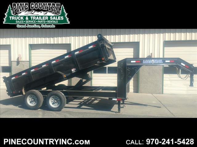 2019 Load Trail GD142 83x14 Gooseneck Dump Trailer
