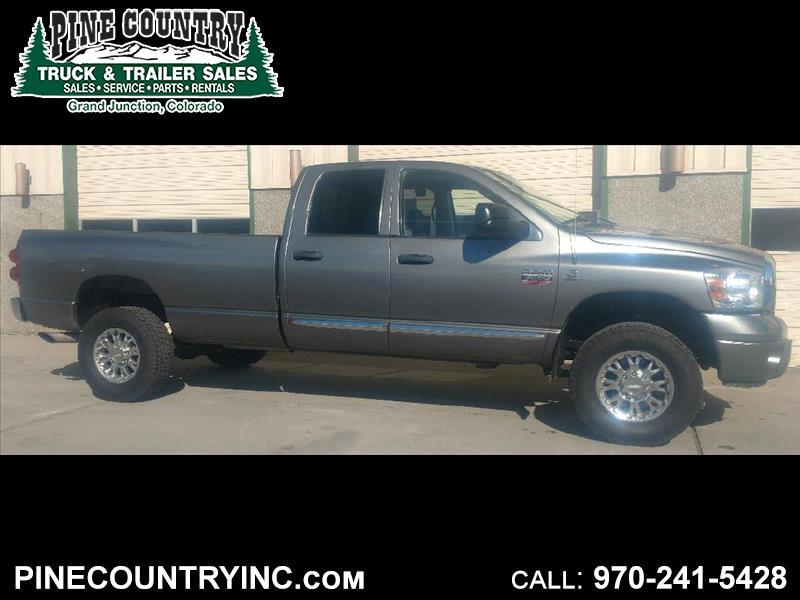 2007 Dodge Ram 2500 SLT 2500 QUAD LONG