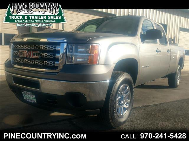 2013 GMC Sierra 2500 SLE CREW LONG