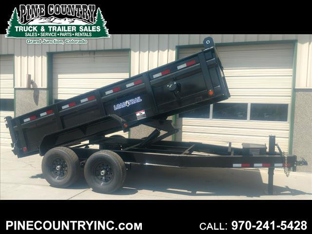 2019 Load Trail DT142 83x14 14K Dump Trailer