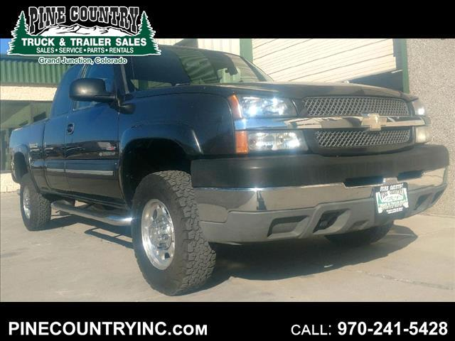 2004 Chevrolet Silverado 2500 HEAVY DUTY EXT SHORT