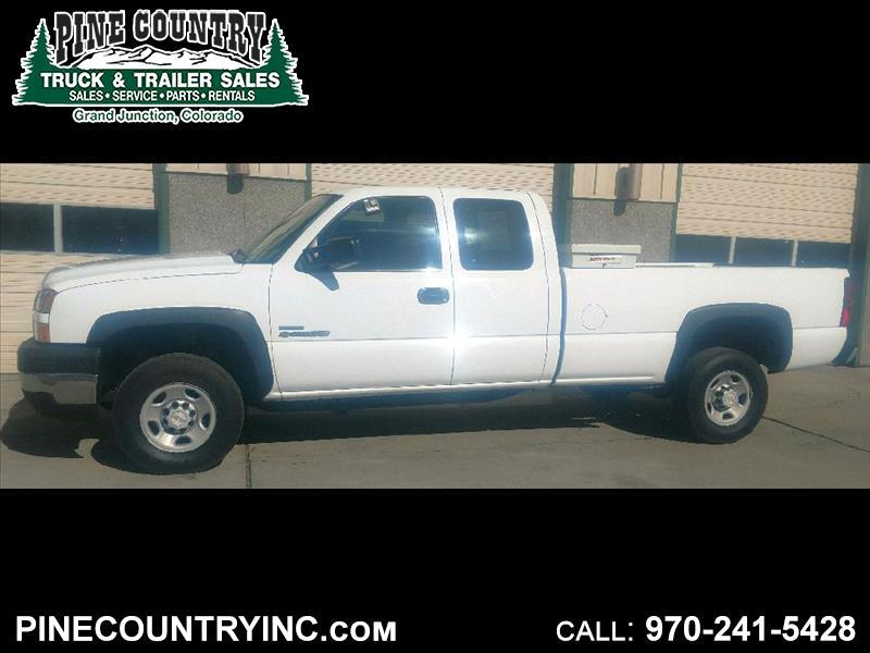 2007 Chevrolet Silverado 2500 HEAVY DUTY LONG