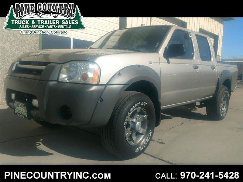 2003 Nissan Frontier CREW CAB XE