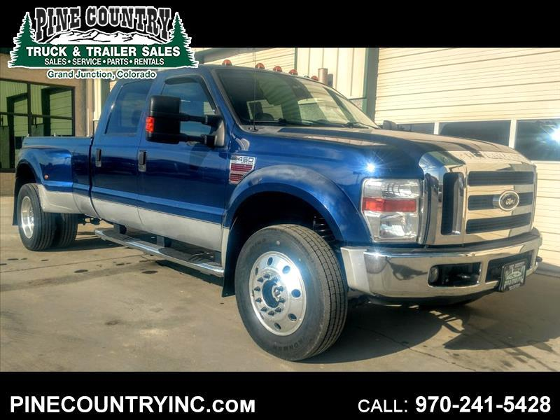 2008 Ford F450 SUPER DUTY