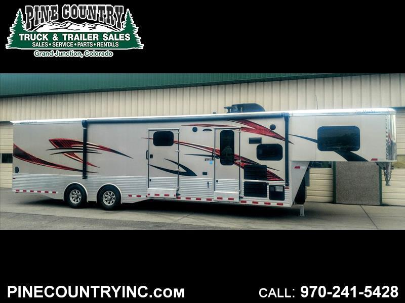 2019 Sundowner 1786GM 38 Ft Toy Hauler Gooseneck Tra