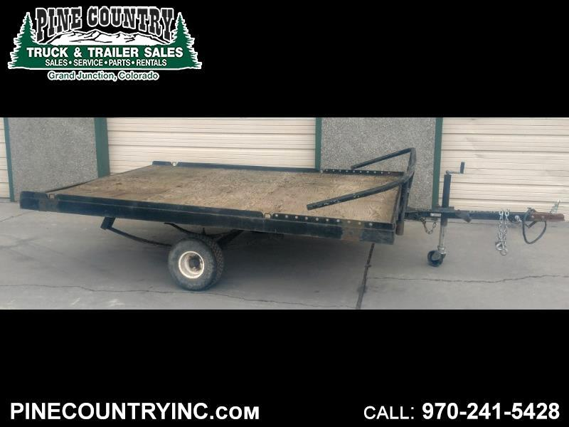 1992 Homemade Trailer