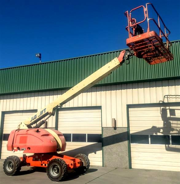 2006 JLG 400S 40FT LIFT BASKET