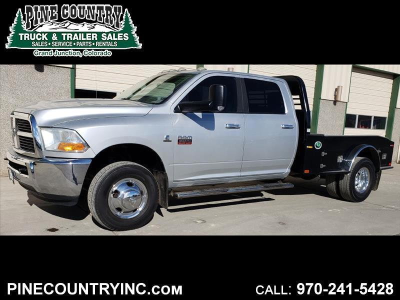 2011 Dodge Ram 3500 3500 CREW DUALLY FLATBED