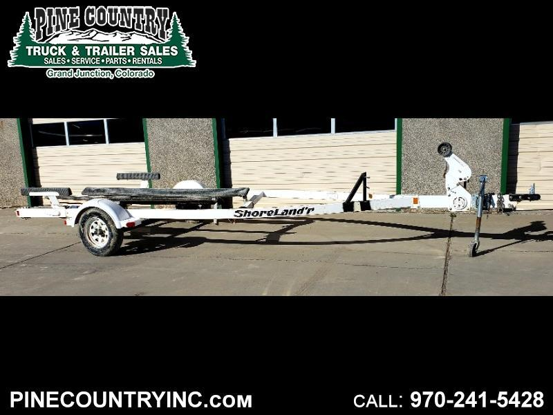 Shoreland'r Boat Trailer  1992