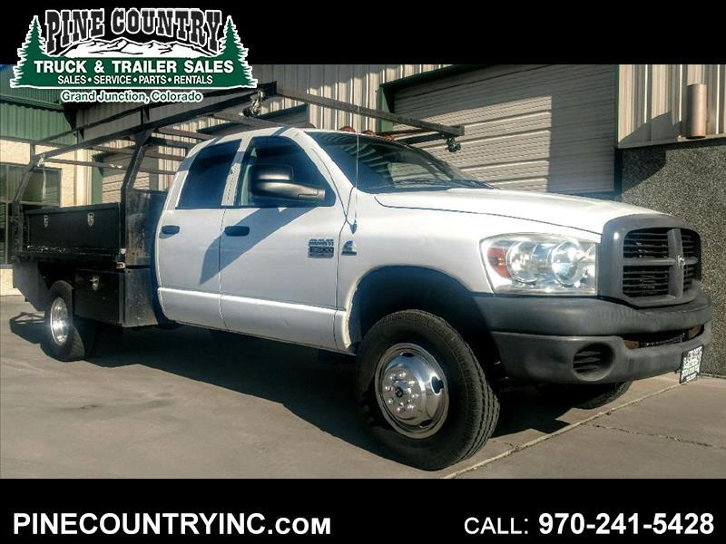 2007 Dodge Ram 3500 Dodge Ram 3500 Dually