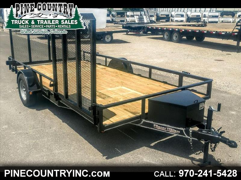 2019 Friesen SA-14-1 83X14 DUAL RAMP