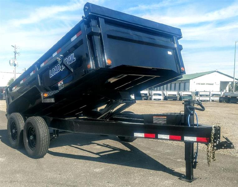 2019 Load Trail DT122 83X12 DUMP 14K