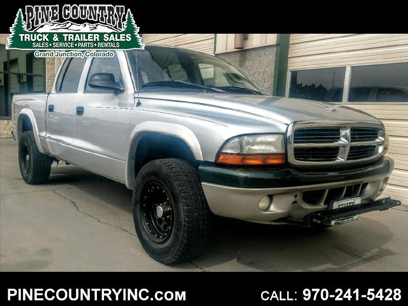 2002 Dodge Dakota QUAD CAB W
