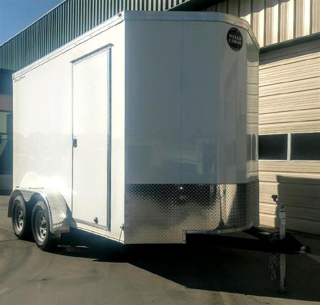 Wells Cargo RFV712T2  2019