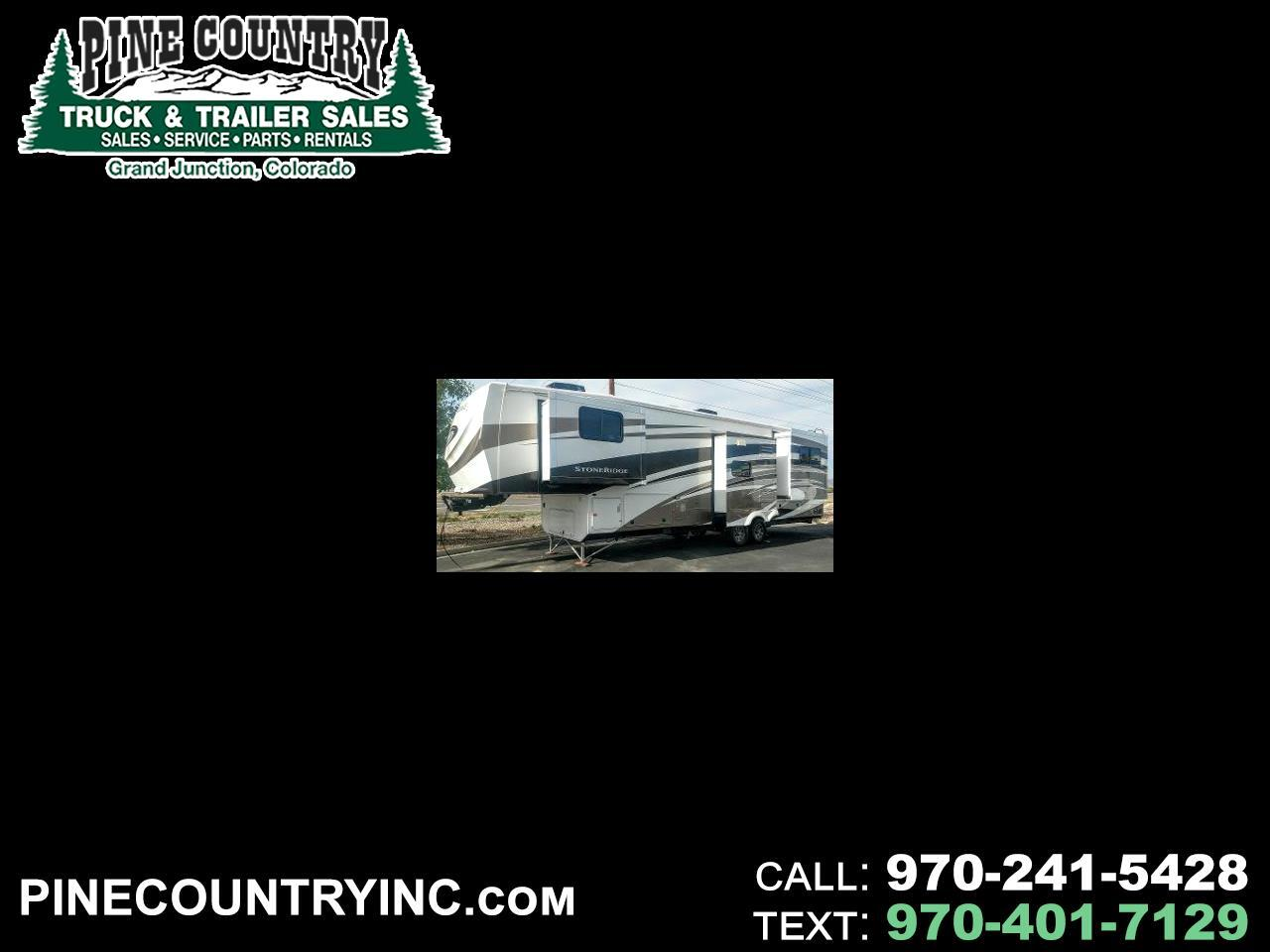 KZ Recreational Vehicles StoneRidge  2013