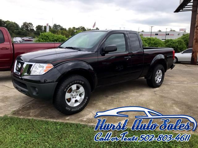 2017 Nissan Frontier S King Cab 2WD