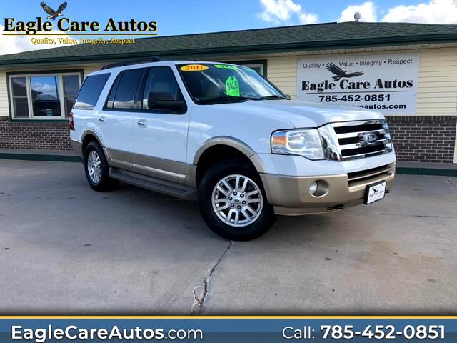 "2011 Ford Expedition 119"" WB XLT 4WD"