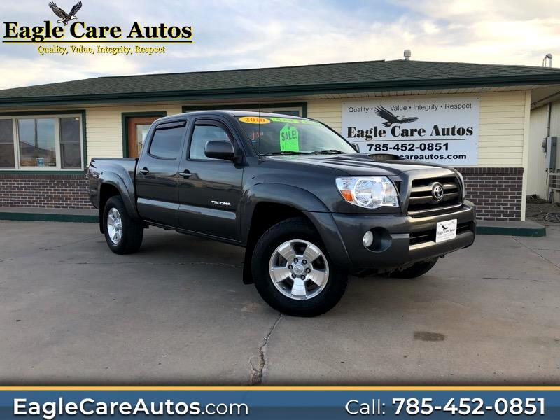 2010 Toyota Tacoma TRD Sport Double Cab 5' Bed V6 4x4 AT (Natl)