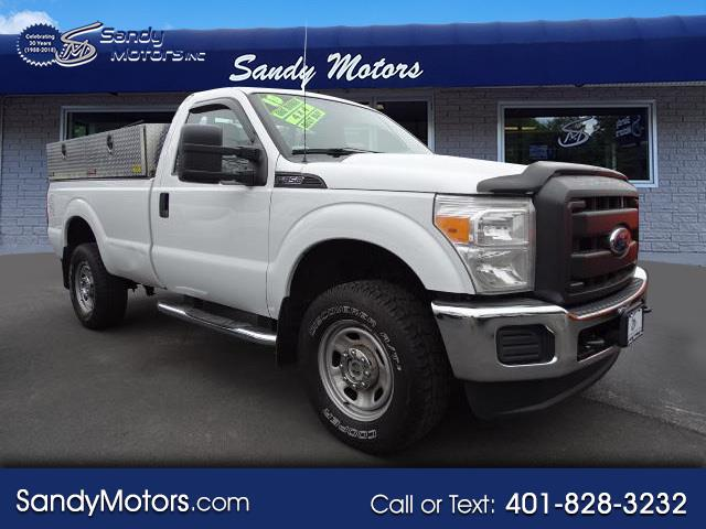 2015 Ford F-350 XL 4WD