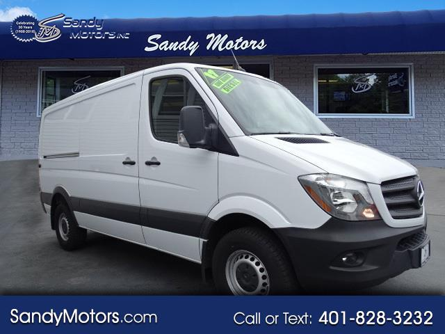 2017 Mercedes-Benz Sprinter 2500 144-in. WB