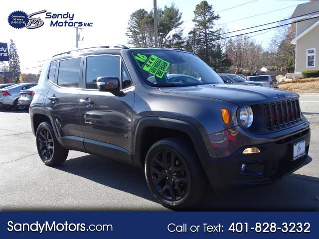 Jeep Renegade 4WD 4dr Justice 2016