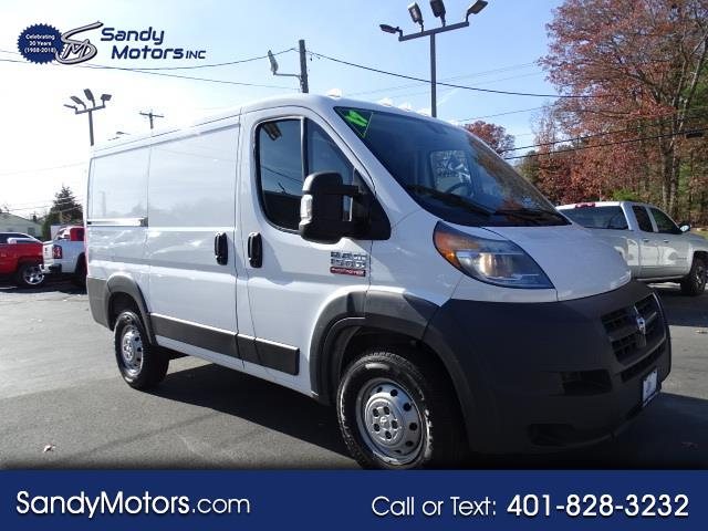 RAM ProMaster Cargo Van 1500 Low Roof Tradesman 118-in. WB 2017