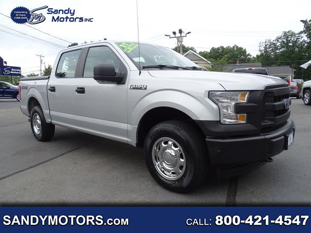 Ford 150 XL SuperCrew 6.5-ft. Bed 4WD 2017