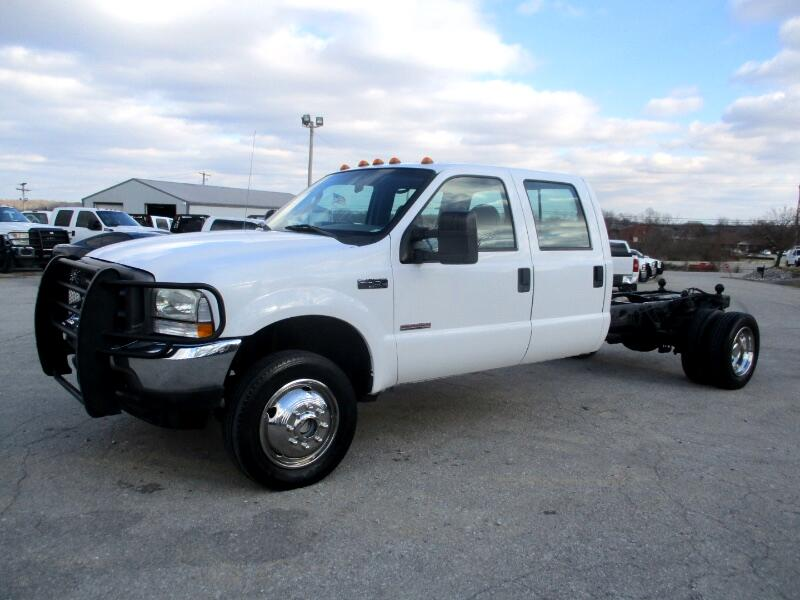 2004 Ford F-450 SD Crew Cab 4WD DRW
