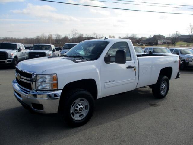 2012 Chevrolet Silverado 2500HD LT Long Box 4WD
