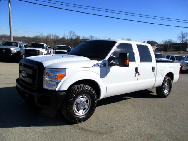 2016 Ford F-250 SD XLT Crew Cab Short Bed 2WD