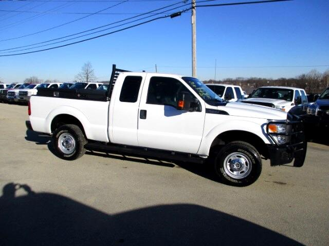 2014 Ford F-250 SD XL SuperCab Short Bed 4WD