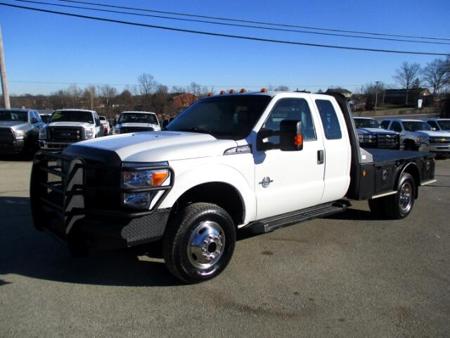 2015 Ford F-350 SD XL SuperCab Long Bed DRW 4WD