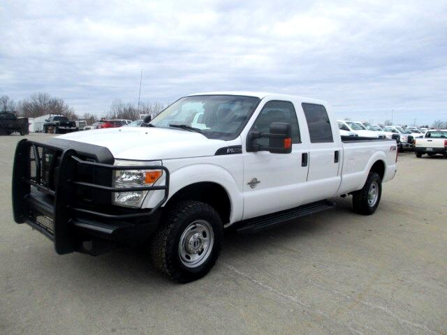 2013 Ford F-250 SD XL Crew Cab Long Bed 4WD