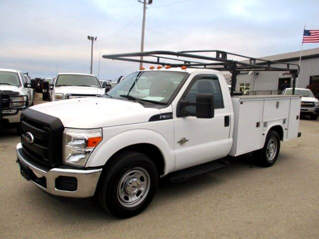 2011 Ford F-350 SD XL 2WD