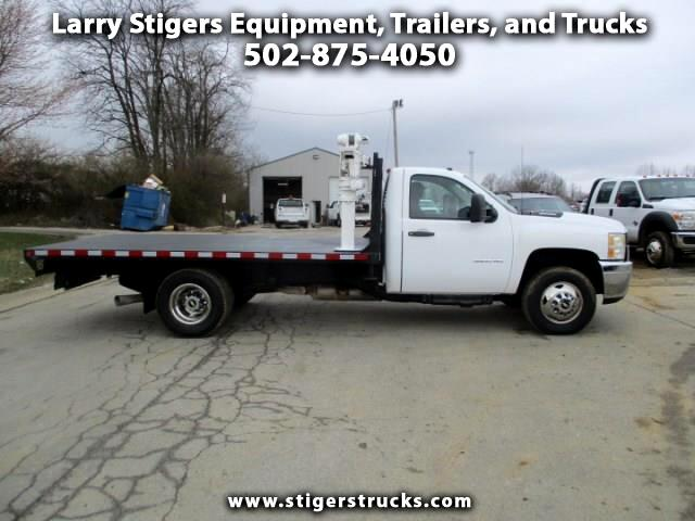 Chevrolet Silverado 3500HD Work Truck Long Box 2WD 2011