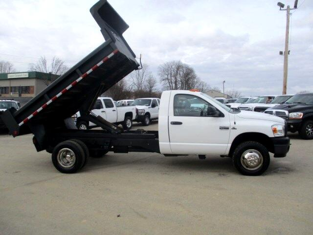2010 Dodge Ram 3500 Regular Cab 2WD DRW