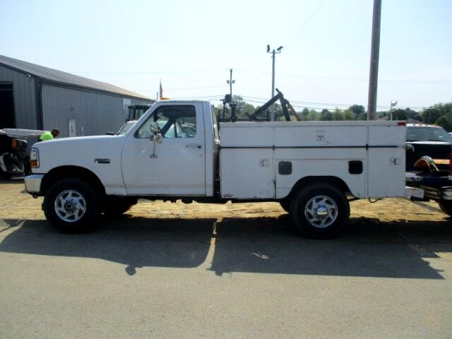 1997 Ford F-250 XL HD Reg. Cab 4WD
