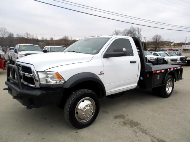 2014 Dodge Ram 4500 Regular Cab 4WD