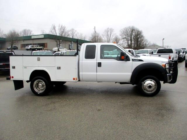 2013 Ford F-450 SD SuperCab DRW 4WD