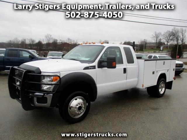 Ford F-450 SD SuperCab DRW 4WD 2013