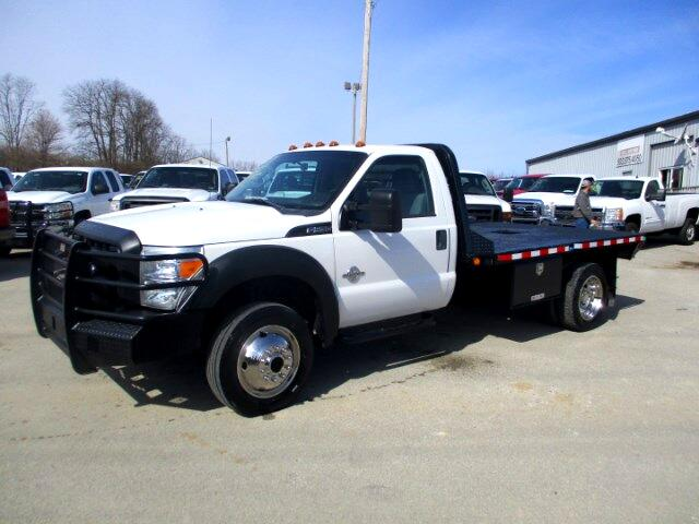 2014 Ford F-550 Regular Cab DRW 4WD