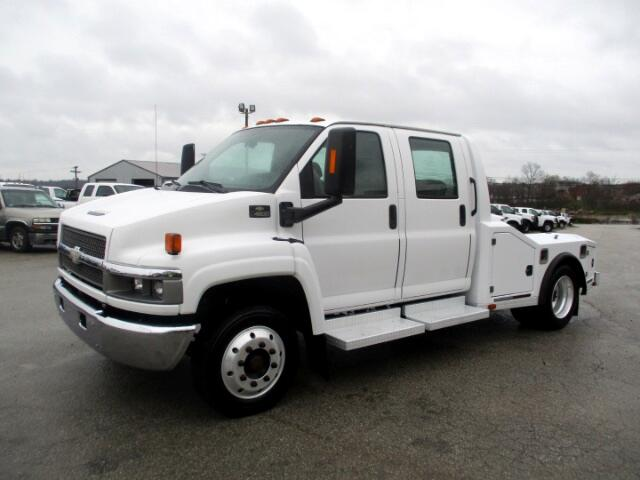 2006 Chevrolet 4500HD Crew Cab