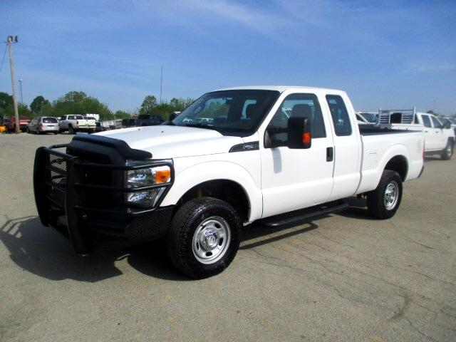 2014 Ford F-250 SD XLT SuperCab Short Bed 4WD