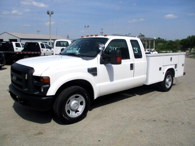 2009 Ford F-350 SD XL SuperCab Long Bed 2WD
