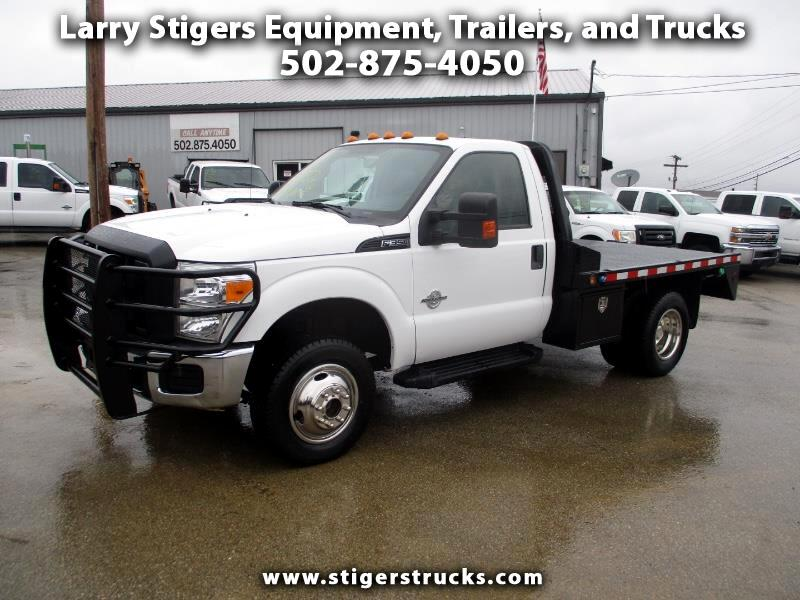 Ford F-350 SD XL Reg. Cab 4WD DRW 2015