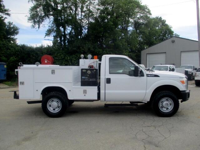 2011 Ford F-350 SD XL Reg. Cab 4WD