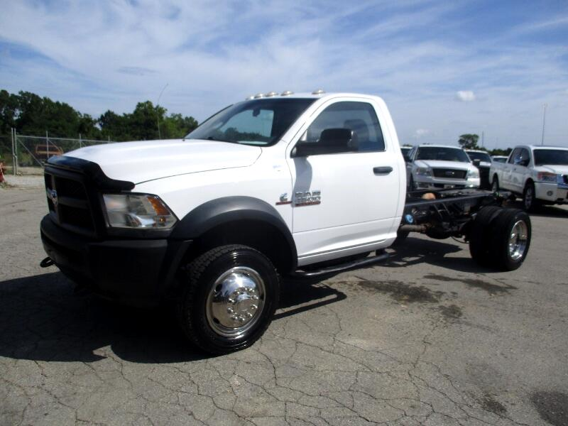 2013 Dodge Ram 4500 Regular Cab 2WD