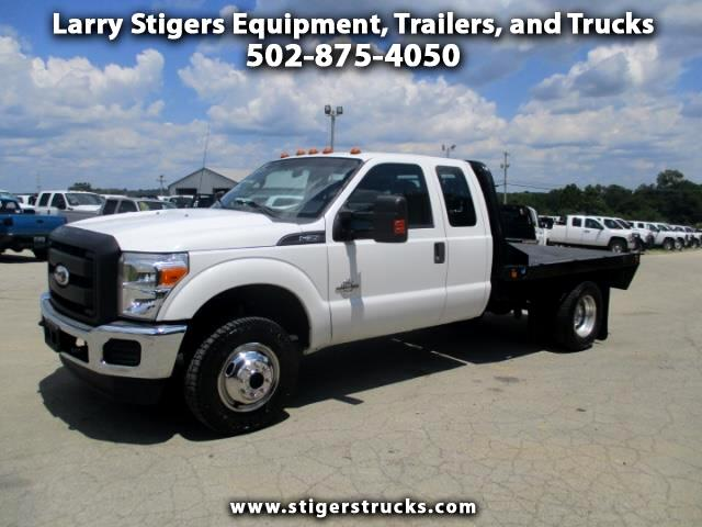 Ford F-350 SD XL SuperCab Long Bed DRW 4WD 2012