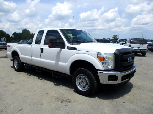 2014 Ford F-250 SD XL SuperCab Long Bed 4WD